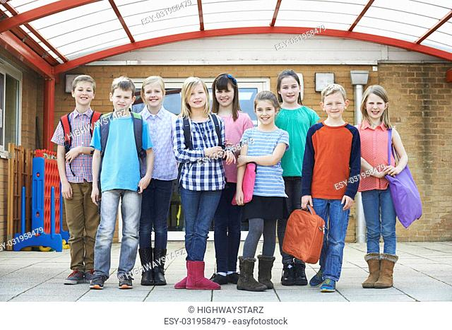 Carrying book class Stock Photos and Images   age fotostock