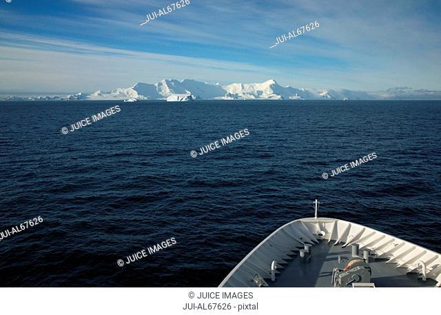 Expedition vessel, Antarctica