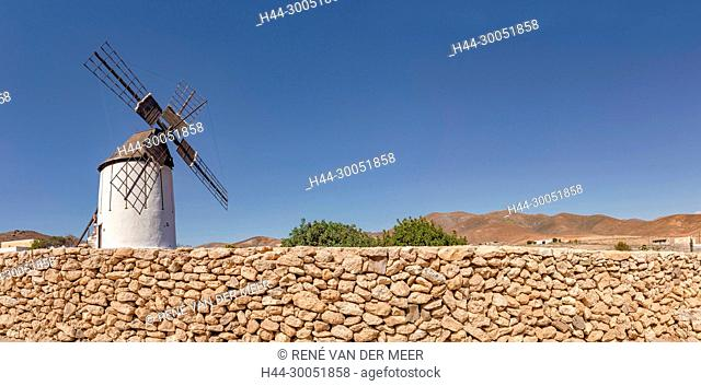 Windmill, Tiscamanita, Spain Spain