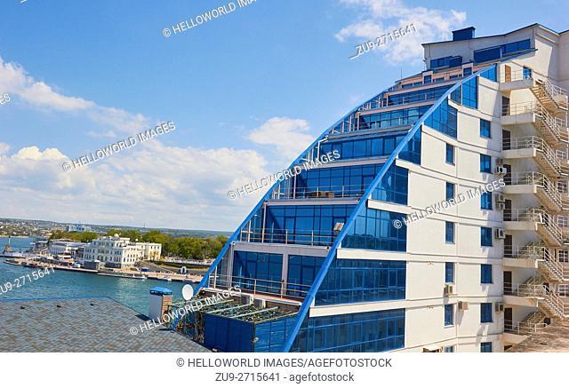 Apartments by the Black sea, Sevastopol, Crimea