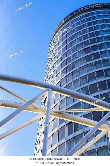 The Rotunda, Birmingham, England, Europe