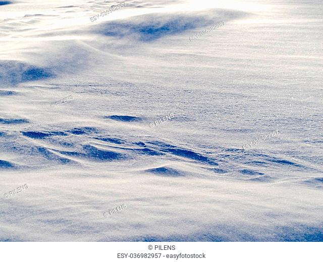 Driven By Winter Wind >> White Driven Snow Stock Photos And Images Age Fotostock