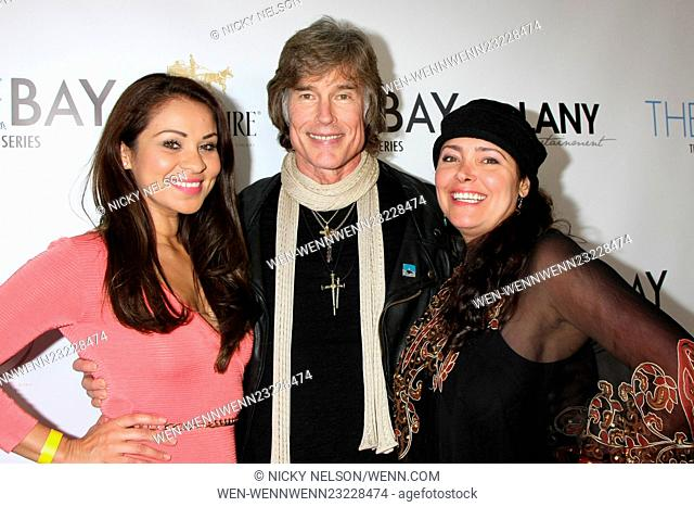Screening of LANY Entertainment's 'The Bay' at DOMA - Arrivals Featuring: Sarah Adela Tirado, Ronn Moss, Devin DeVasquez Where: Los Angeles, California