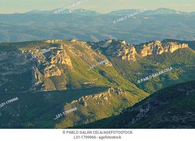 Sierras de Cazorla, Segura y las Villas Natural Park Jaén