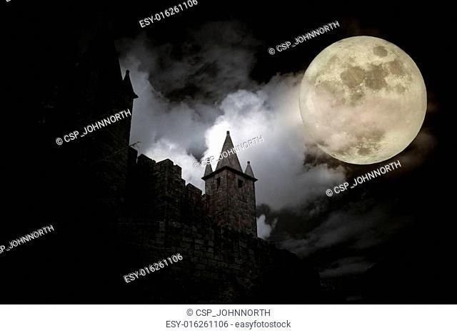 Medieval full moon