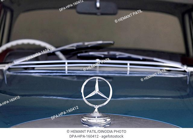 Vintage cars , Mercedes Benz 200 made in 1966