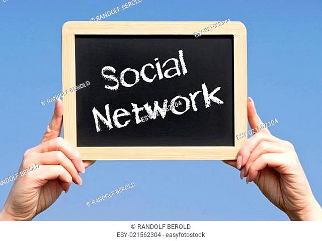 Social Network - Concept for Business