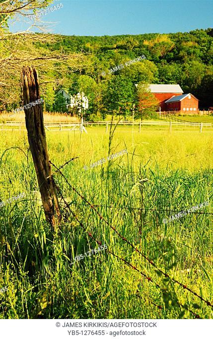 Hudson River Valley Farmland