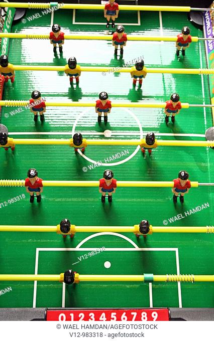 Football soccer table