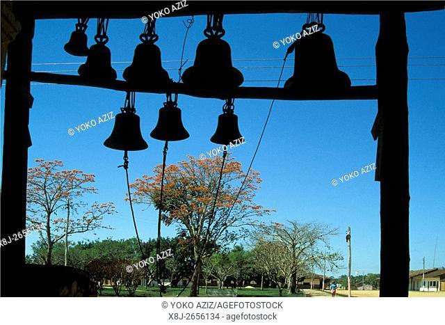 bolivia, bells, oruro