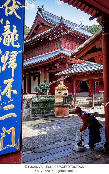 sofokuji or Shofukuji temple, Nagasaki, Japan