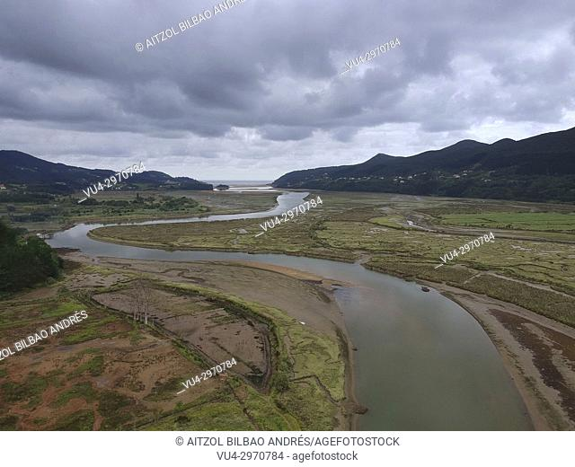 Biosphere Reserve of Urdaibai, a incredible place in the coast of the Basque Country