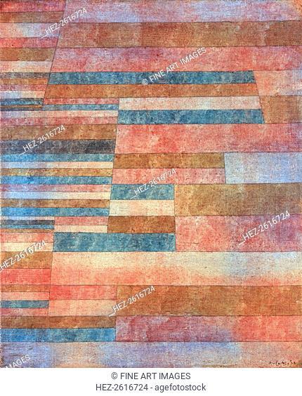 Steps. Artist: Klee, Paul (1879-1940)