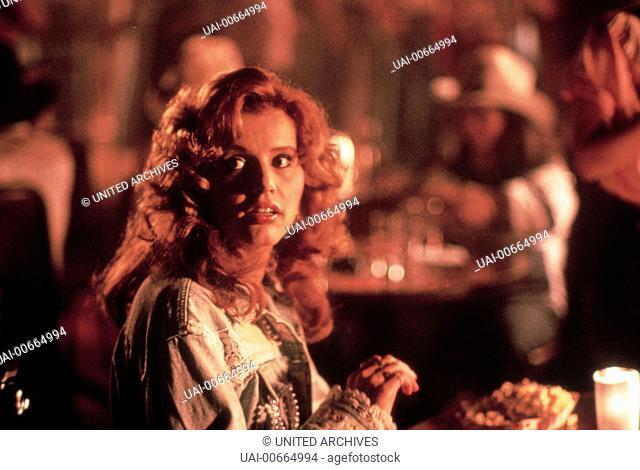 THELMA & LOUISE / Thelma & Louise USA 1991 / Ridley Scott GEENA DAVIS (Thelma) Regie: Ridley Scott aka. Thelma & Louise / THELMA & LOUISE USA 1991