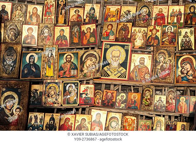 Icons, Sofia, Bulgaria
