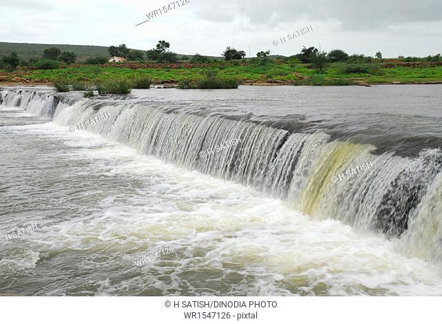 Godachinamalki water falls markandeya river Gokak Belgaum in Karnataka India Asia