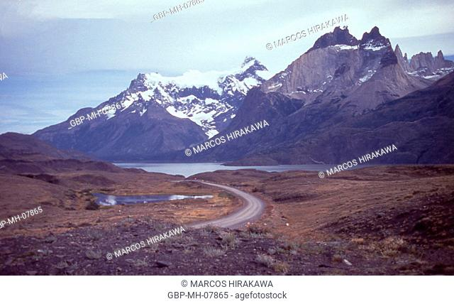 Torres Delpaine National Park, Chile 1997