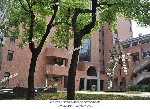 Tainan, Taiwan: the National Cheng Kung University