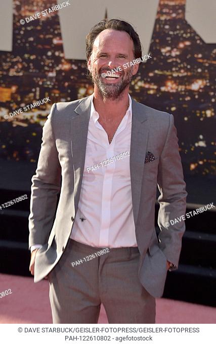 Walton Goggins at the premiere of the feature film 'Once Upon a Time ... in Hollywood' at the TCL Chinese Theater. Los Angeles, 22.07