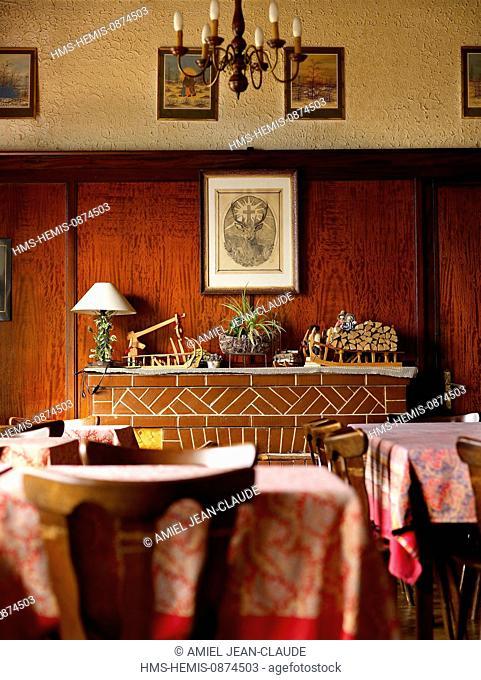 France, Bas Rhin, Natzwiller, feature : Felder's Alsace, Chez Dany