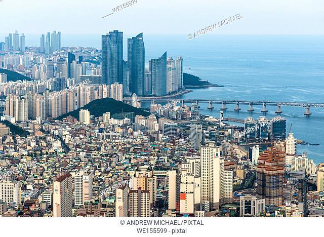 Pusan Skyline, South Korea
