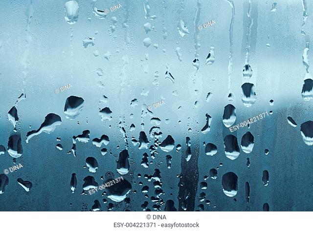 natural water drop