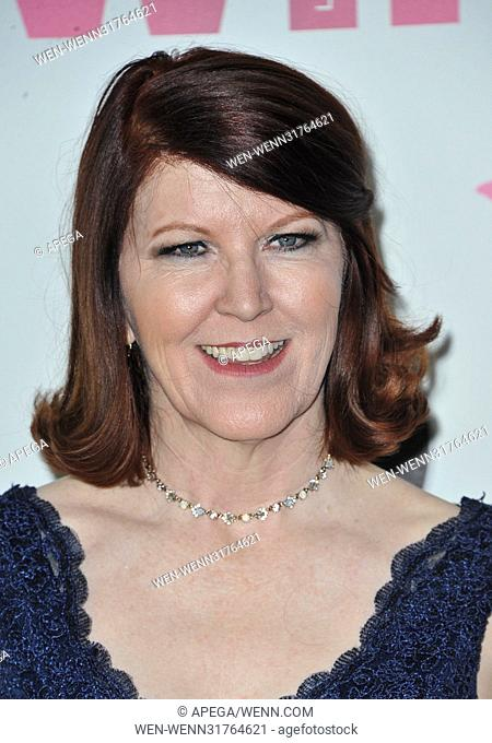 Women In Film 2017 Crystal and Lucy Awards held at The Beverly Hilton Hotel - Arrivals Featuring: Kate Flannery Where: Los Angeles, California