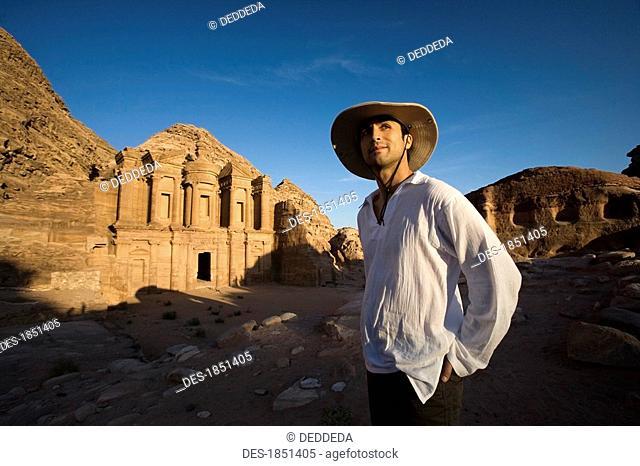 Al Deir in Petra