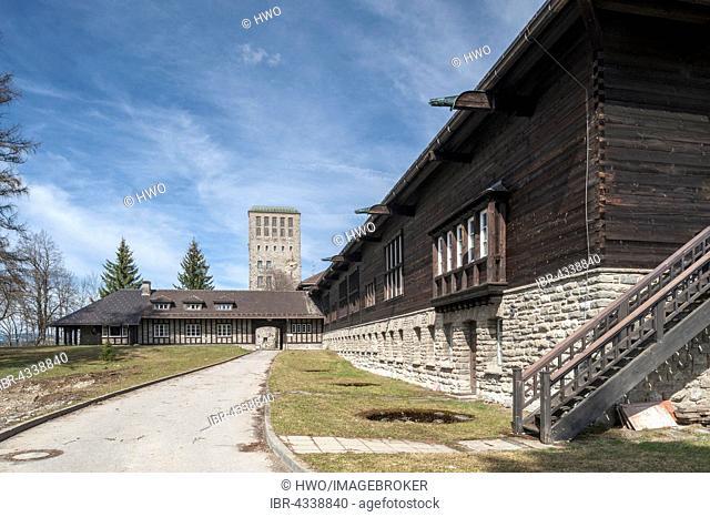 NSDAP Ordensburg Sonthofen castle, 1935-45 Adolf Hitler School for the training of the National Socialist Party cadres, since 1956 Generaloberst-Beck-Kaserne...