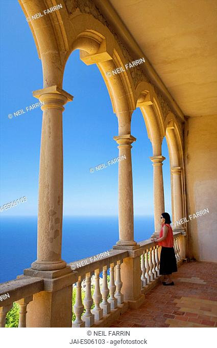 Archduke's Mansion, Son Marroig, Mallorca, Spain