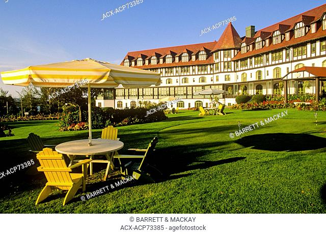 The Algonquin Resort - St. Andrews By-The-Sea, New Brunswick, Canada