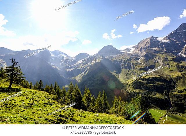 Grossglockner High Alpine Road, Alps, Austria, Europe