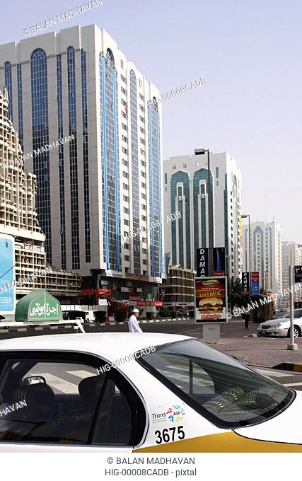 HIGHRISE BUILDINGS IN DUBAI,UAE
