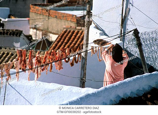 Moroccan Washing