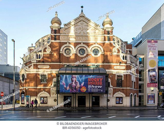 Opera House, Grand Opera House, Belfast, County Antrim, United Kingdom
