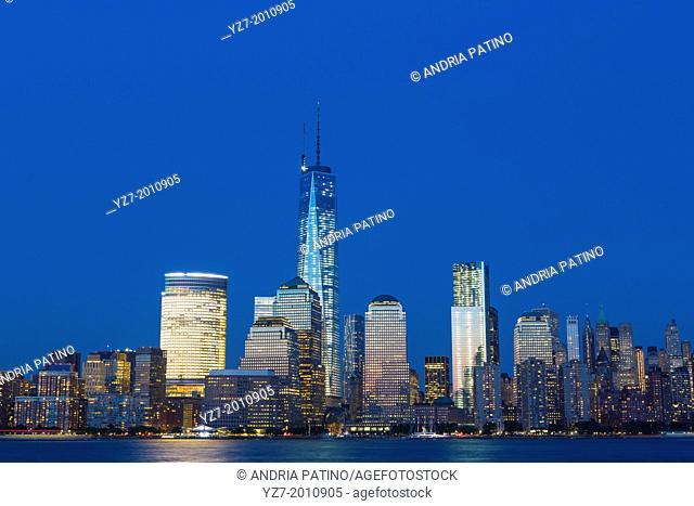 World Trade Center, Manhattan, New York, USA