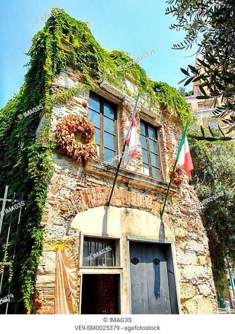 House of Christopher Columbus in Genoa, Genoa, Italy