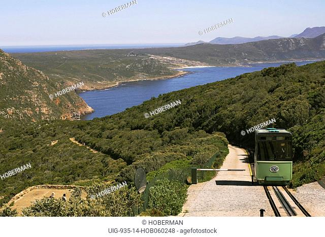 Cape Point, Southwestern tip of the South African continent