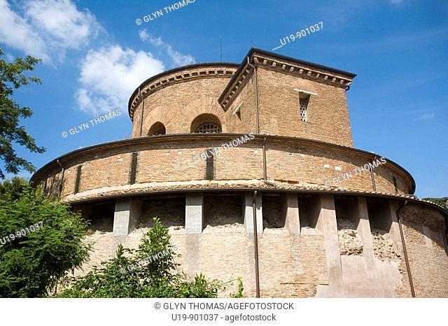 Mausoleum of Santa Costanza, Rome, Italy