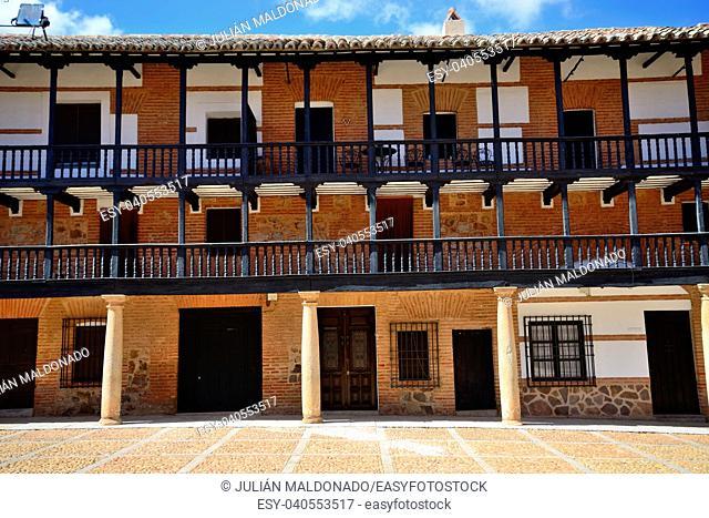 Plaza de San Carlos del Valle, Ciudad Real