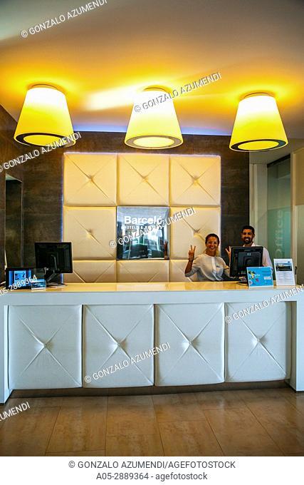 Barcelo Hamilton Hotel. Es Castell. Villacarlos Municipality. Minorca. Balearic Islands. Spain