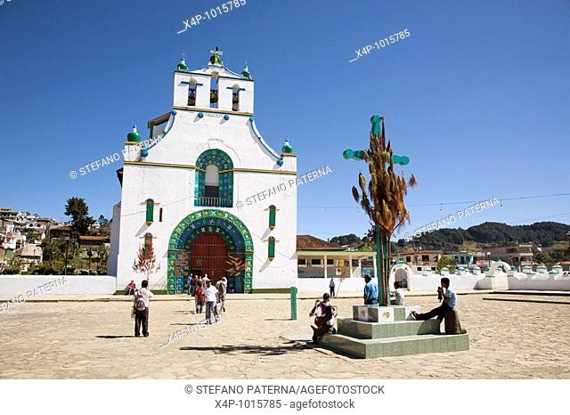 Church of San Juan Chamula, Chiapas Mexico