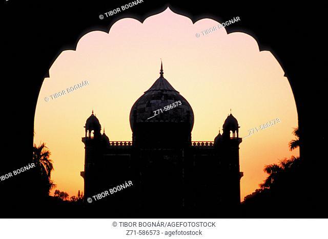 Safdarjang's Tomb, Delhi. India