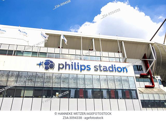 PSV Philips Stadion in Eindhoven, The Netherlands, Europe