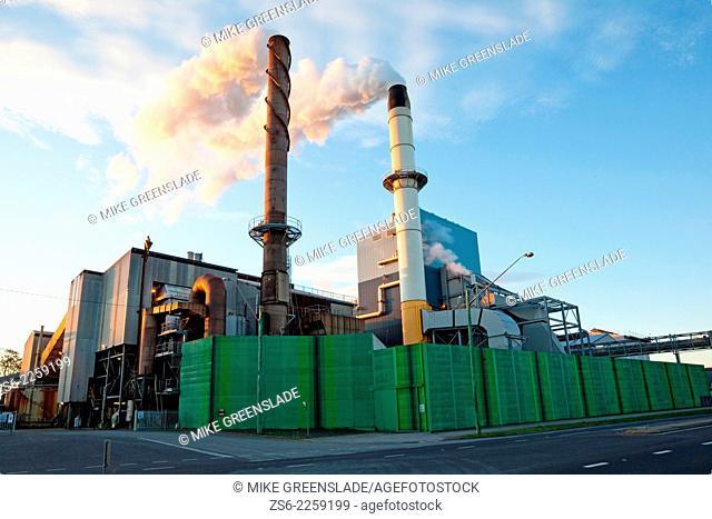 Broadwater Sugar Mill, Broadwater, New South Wales, Australia