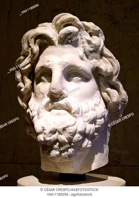 -Head of Zeus- Wien (Austria)