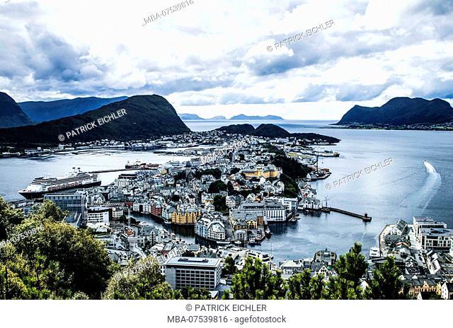 Norway, Møre og Romsdal, Ålesund