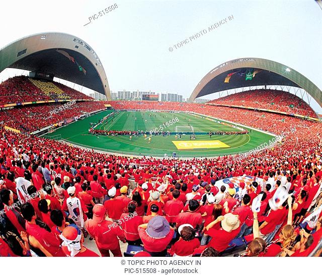Red Devils,Gwangju World Cup Stadium,Gwangju,Korea