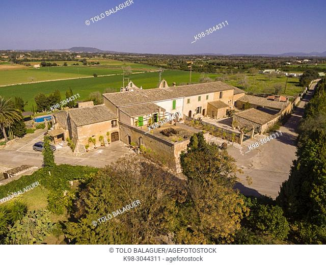 Son Valls Vell, Felanitx, Mallorca, balearic islands, Spain