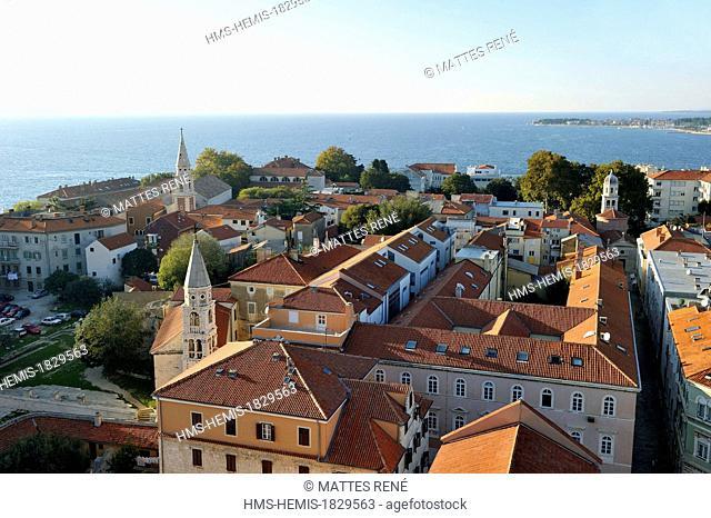 Croatia, Dalmatia, Dalmatian coast, Zadar